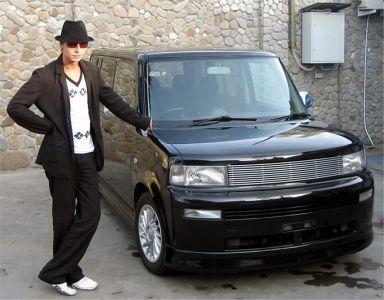 Toyota bB 2000 отзыв автора | Дата публикации 03.10.2006.