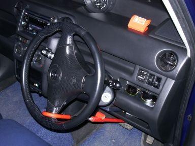 Toyota bB 2002 отзыв автора | Дата публикации 11.12.2006.