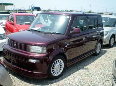 Toyota bB 2001 отзыв автора | Дата публикации 15.06.2007.