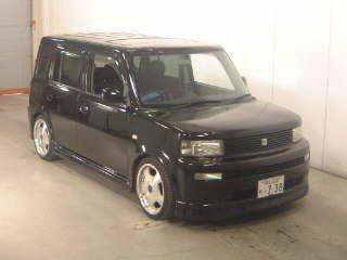 Toyota bB 2001 отзыв автора | Дата публикации 13.07.2007.