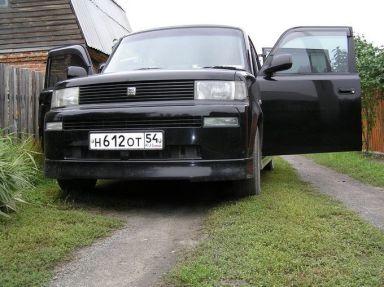 Toyota bB 2000 отзыв автора | Дата публикации 06.09.2007.