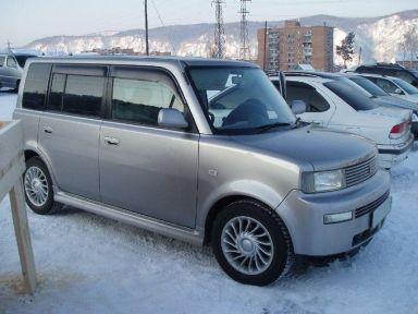 Toyota bB 2001 отзыв автора | Дата публикации 23.02.2008.