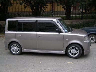 Toyota bB 2000 отзыв автора | Дата публикации 25.04.2008.
