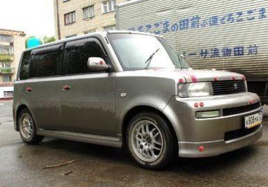 Toyota bB 2003 отзыв автора | Дата публикации 10.03.2009.