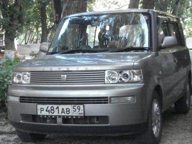 Toyota bB 2000 отзыв автора | Дата публикации 22.06.2009.