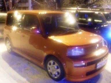 Toyota bB 2003 отзыв автора | Дата публикации 09.07.2009.