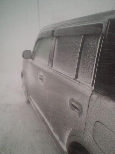 Toyota bB 2001 отзыв автора | Дата публикации 14.07.2009.