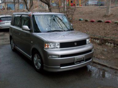 Toyota bB 2003 отзыв автора | Дата публикации 03.01.2010.