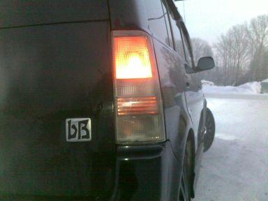 Toyota bB 2000 отзыв автора | Дата публикации 07.01.2011.