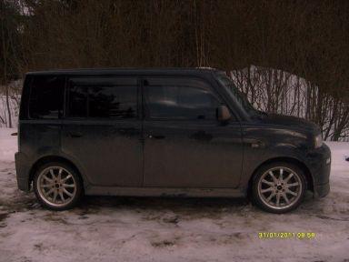 Toyota bB 2000 отзыв автора | Дата публикации 10.06.2011.