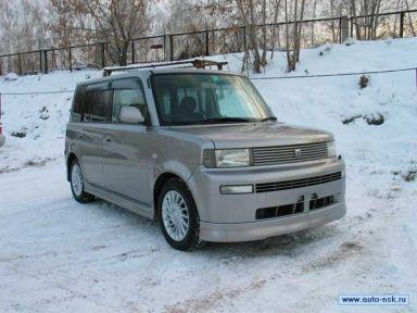 Toyota bB 2000 отзыв автора | Дата публикации 09.12.2005.