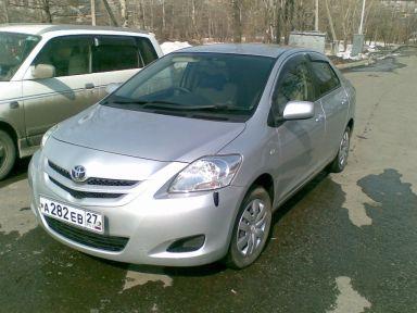 Toyota Belta 2006 отзыв автора | Дата публикации 21.04.2010.