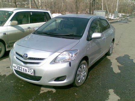 Toyota Belta 2006 - отзыв владельца