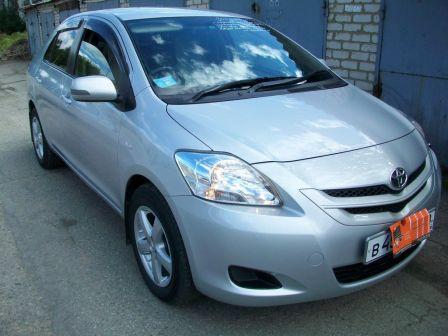 Toyota Belta 2007 - отзыв владельца