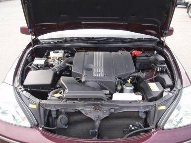 Toyota Brevis, 2002