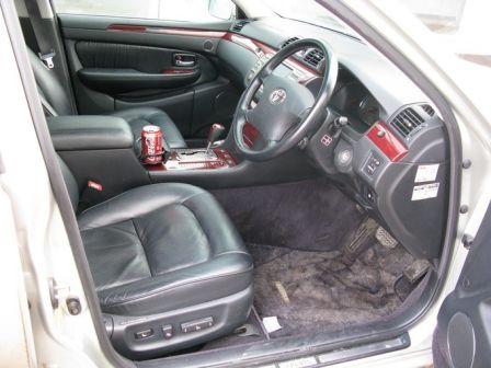 Toyota Brevis 2001 - отзыв владельца