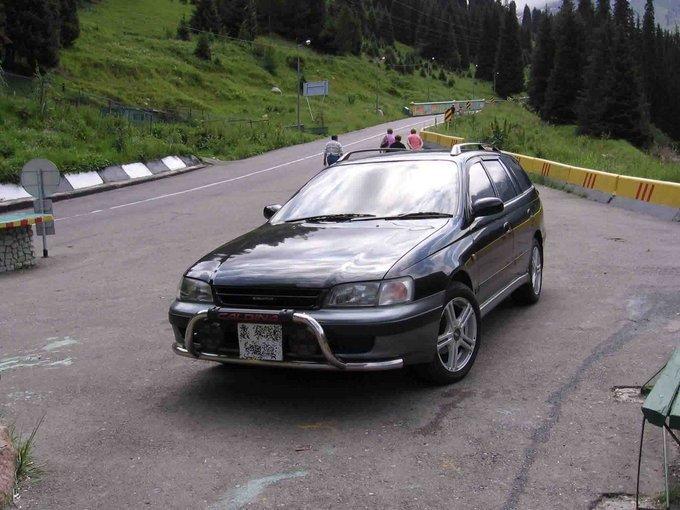 тойота калдина 2006 технические характеристики