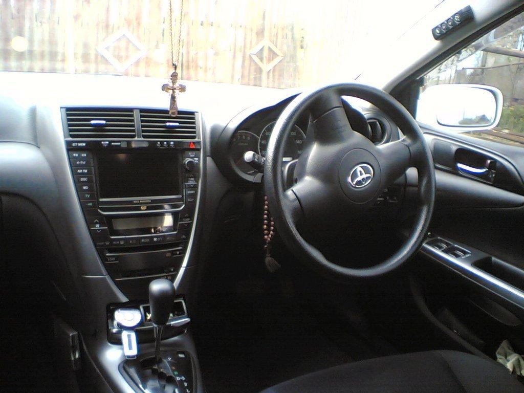 тойота калдина 241 кузов технические характеристики
