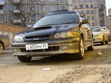 Toyota Caldina 1997 отзыв автора | Дата публикации 06.05.2006.