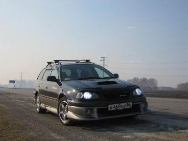Toyota Caldina 1997 отзыв автора | Дата публикации 26.05.2006.