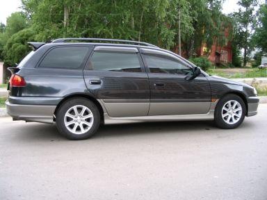 Toyota Caldina 1997 отзыв автора | Дата публикации 30.09.2006.