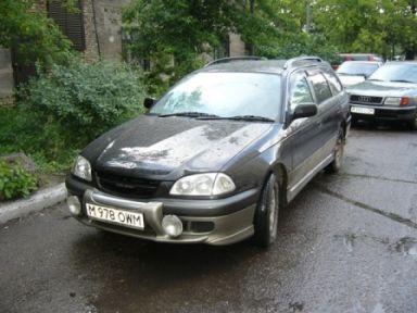 Toyota Caldina 1997 отзыв автора | Дата публикации 26.12.2006.