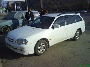 Toyota Caldina 1997 отзыв автора | Дата публикации 15.05.2007.