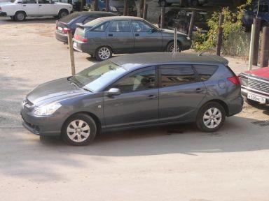 Toyota Caldina, 2003