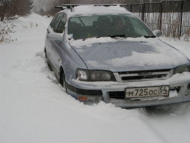Toyota Caldina 1997 отзыв автора | Дата публикации 03.01.2008.