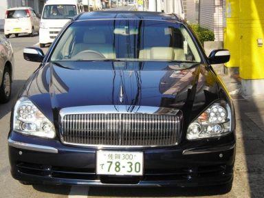 Toyota Caldina, 2004