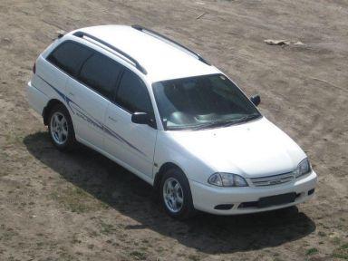 Toyota Caldina 2001 отзыв автора   Дата публикации 18.06.2008.