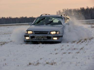 Toyota Caldina 1997 отзыв автора | Дата публикации 02.02.2009.