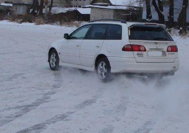 Toyota Caldina 1997 отзыв автора | Дата публикации 03.02.2009.