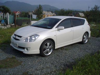 Toyota Caldina 2004 отзыв автора | Дата публикации 12.02.2009.