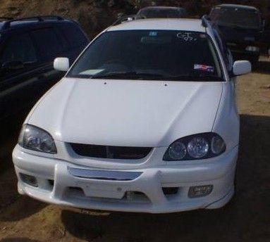 Toyota Caldina 1997 отзыв автора | Дата публикации 17.04.2003.