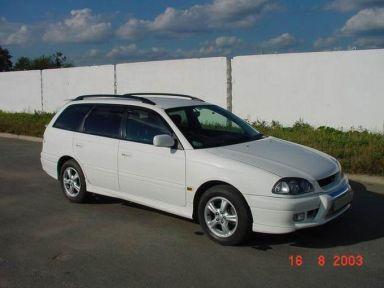 Toyota Caldina 1997 отзыв автора | Дата публикации 19.06.2003.