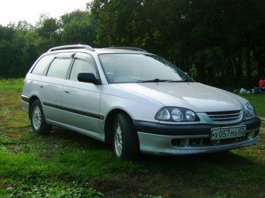Toyota Caldina 1997 отзыв автора | Дата публикации 15.12.2009.