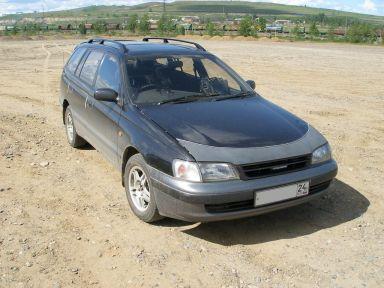 Toyota Caldina 1995 отзыв автора | Дата публикации 17.03.2010.