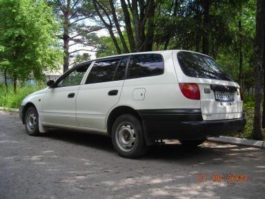 Toyota Caldina 1997 отзыв автора | Дата публикации 21.05.2010.