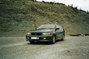 Toyota Caldina 1997 отзыв автора | Дата публикации 13.10.2003.