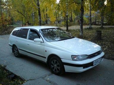 Toyota Caldina 1994 отзыв автора | Дата публикации 21.09.2010.