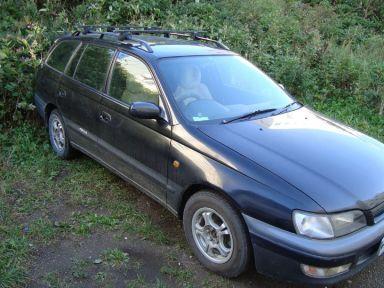 Toyota Caldina 1997 отзыв автора | Дата публикации 01.10.2010.