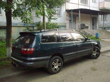 Toyota Caldina 1995 отзыв автора | Дата публикации 14.10.2010.