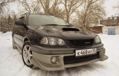 Toyota Caldina 1997 отзыв автора | Дата публикации 07.12.2003.