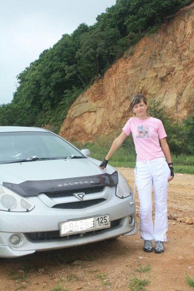 Toyota Caldina, 2002