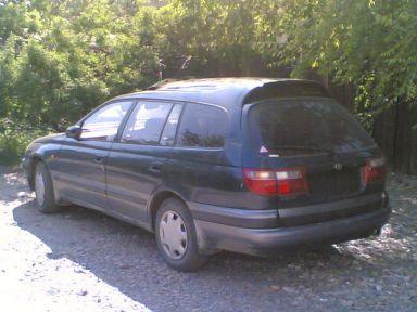 Toyota Caldina 1995 отзыв автора | Дата публикации 08.03.2011.
