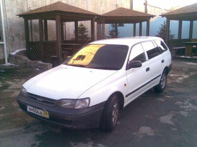 Toyota Caldina 2000 отзыв автора | Дата публикации 20.03.2011.