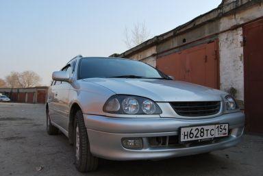 Toyota Caldina 1998 отзыв автора | Дата публикации 19.08.2011.
