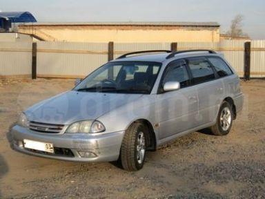 Toyota Caldina 2000 отзыв автора | Дата публикации 15.12.2011.