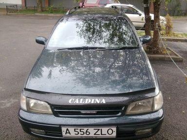 Toyota Caldina 1994 отзыв автора | Дата публикации 22.12.2011.